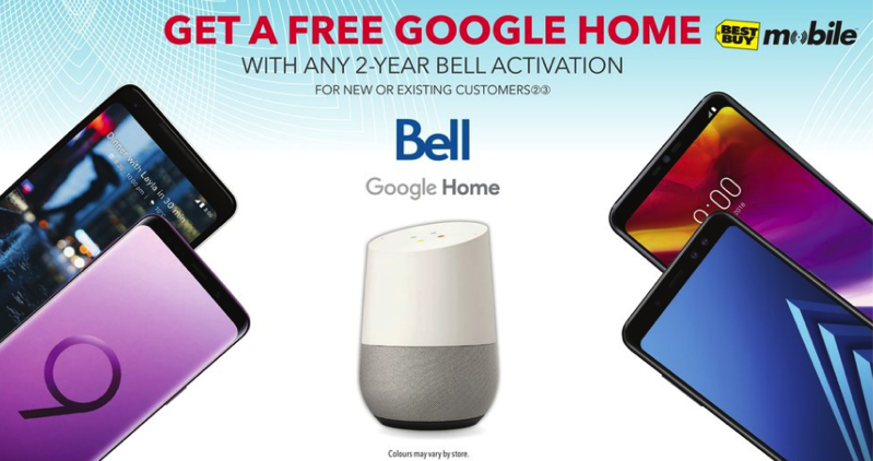 Google home bell