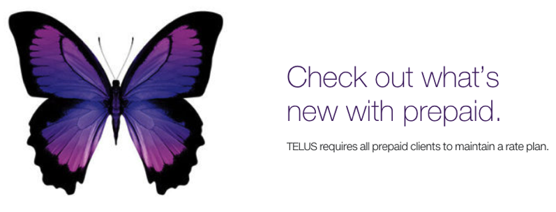 Telus prepaid pay per use