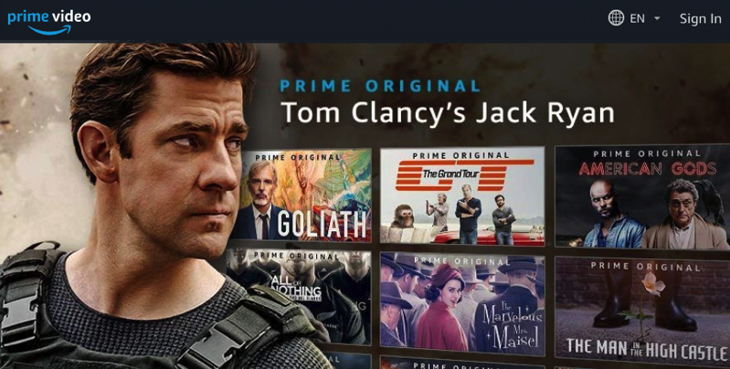 What's Coming to Amazon Prime Video in September