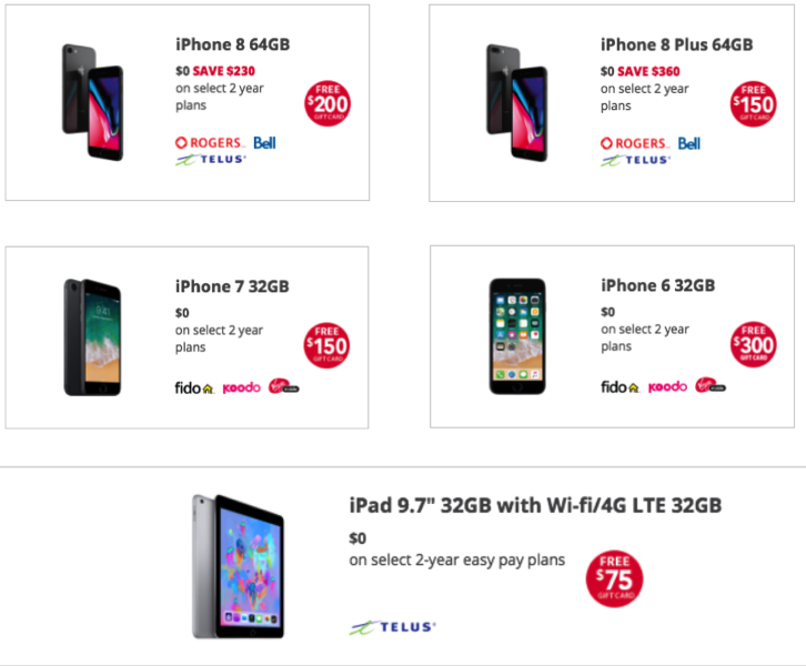 Best Buy Friends Family Sale Iphone X For 99 99 On Contract Iphone 8 For 0 And More Iphone In Canada Blog