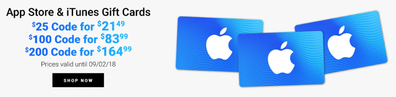 Itunes cards costco