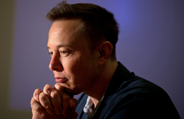 Tesla stocks drop 6 percent after emotional Musk interview