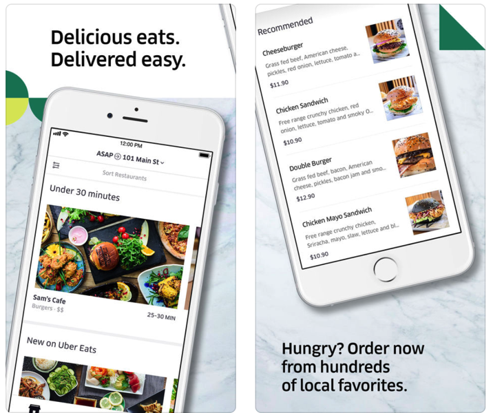 Uber Eats Launches in 30 New Canadian Cities [u] | iPhone in