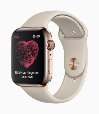 Apple Watch's ECG feature release will reportedly be limited to U.S.