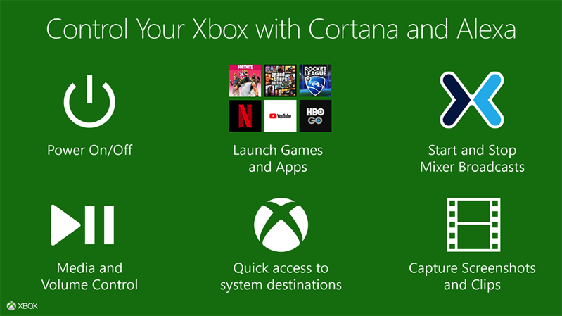 Control your Xbox with Cortana and Alexa hero