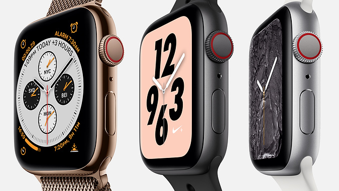 FDA Recognizes New Apple Watch as Medical Device