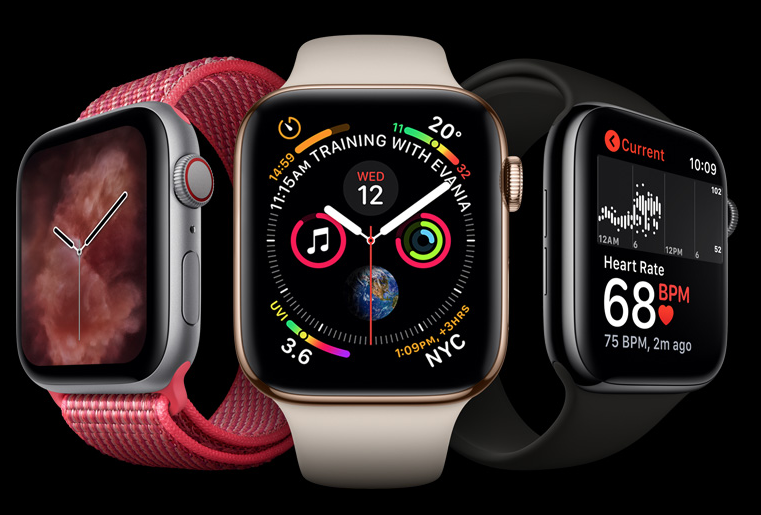 Apple watch series 4 hero