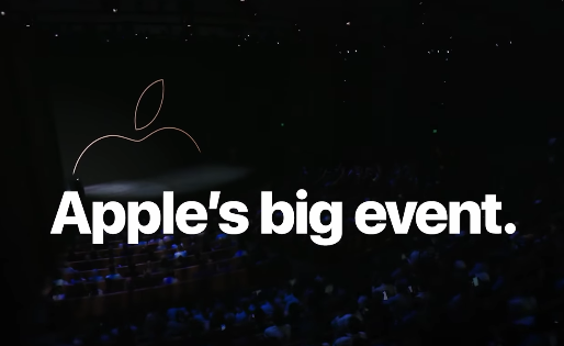 Apple s big event