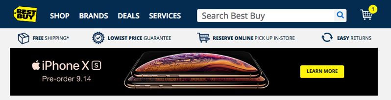 Best buy iphone xs pre order