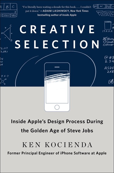 Creative selection book