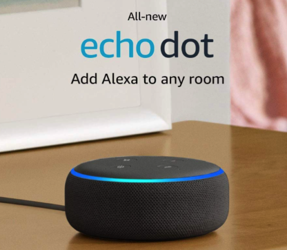 Echo dot new