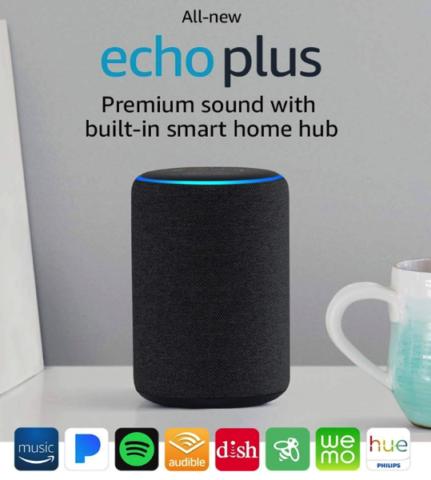 Echo plus new