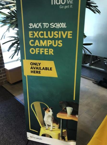Fido university offer 2