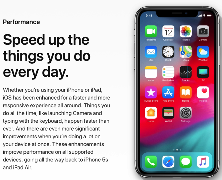 IOS 12 - Hands On Review