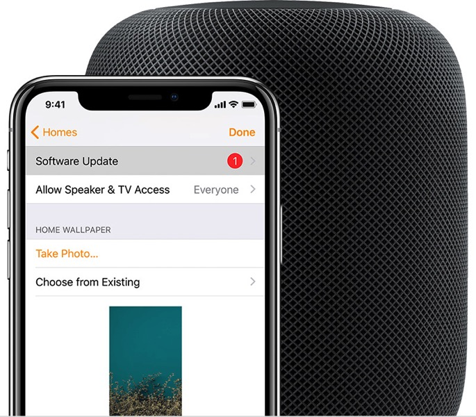 Ios12 iphone x homepod update software hero