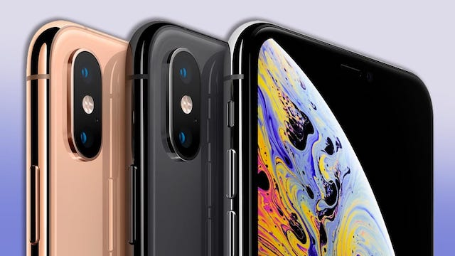 new concept 5aac0 89f97 iPhone XS Max Receives DisplayMate's 'Best Smartphone Display Award ...