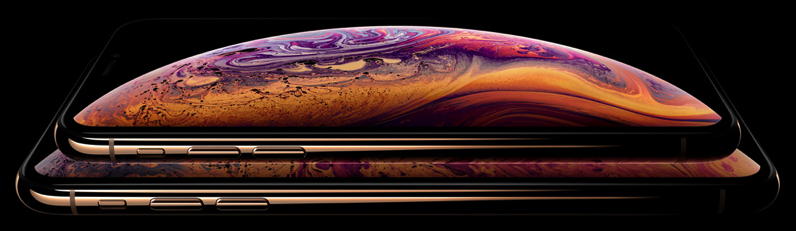 Iphone xs hero