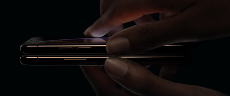 Iphone xs max youtube ad