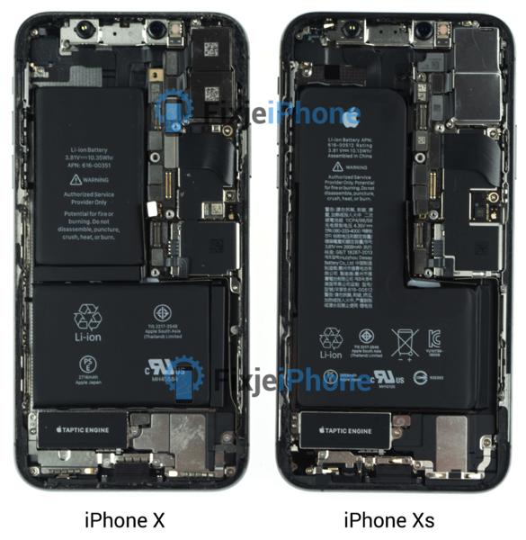 Iphone xs teardown