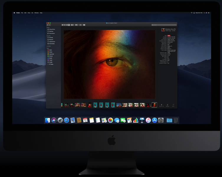 macOS Mojave 10 14 Download Now Available from Mac App Store