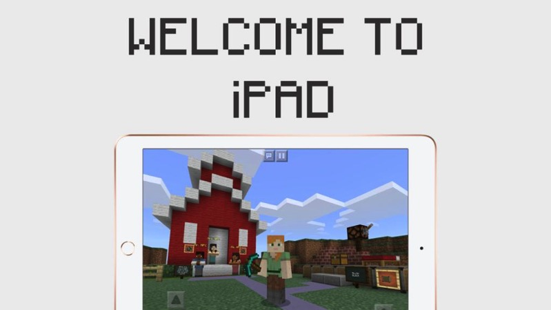 Minecraft: Education Edition for iPad Now Available for