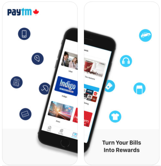 Paytm Canada iOS App Gets Refreshed Design: Turn Paying Bills into