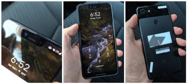 Lyft Driver Finds a Prototype Pixel 3 in His Ride But the World