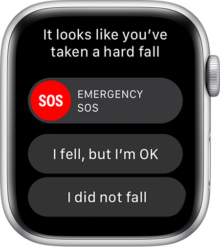 Fall Detection On Apple Watch Series 4 Disabled By Default