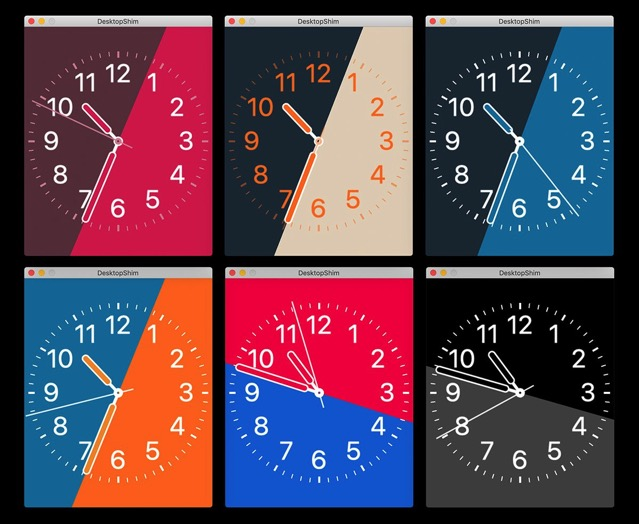 Developer Builds Customizable Third-Party Apple Watch Faces