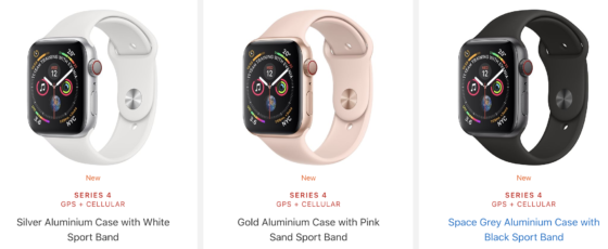 Rogers: Save $150 Off Apple Watch Series 4 Open Box Returns