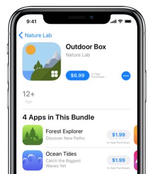 App bundles mac app store