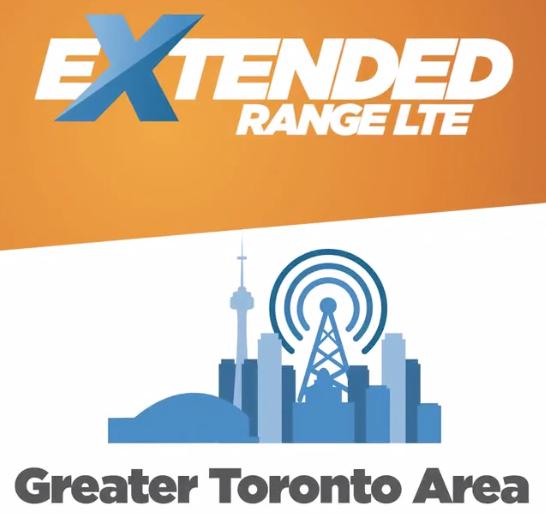 Extended range freedom mobile toronto