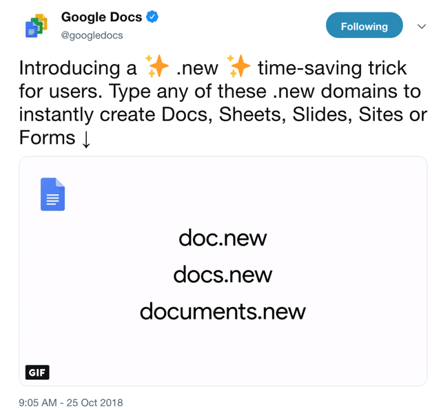 How to Create a New Google Doc Instantly with These Easy Shortcuts