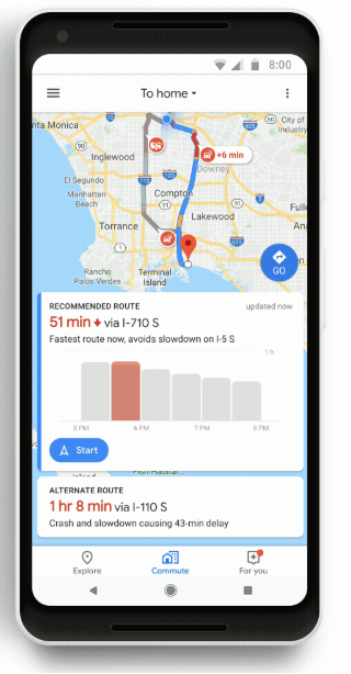 Google Maps for iOS to Get Apple Music, Spotify Integration and More on