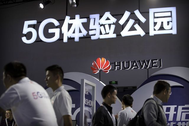 US lawmakers urge Canada to snub China's Huawei in telecoms