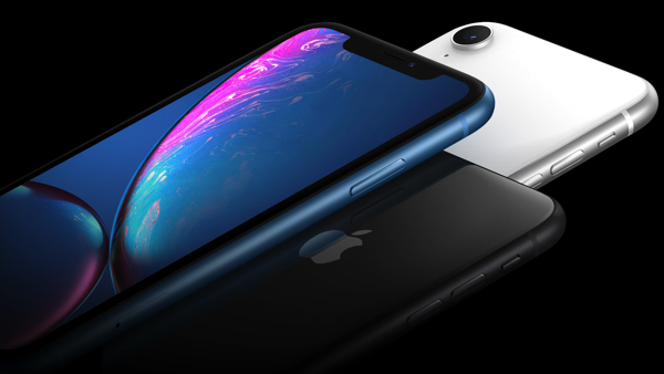 Iphone xr hero