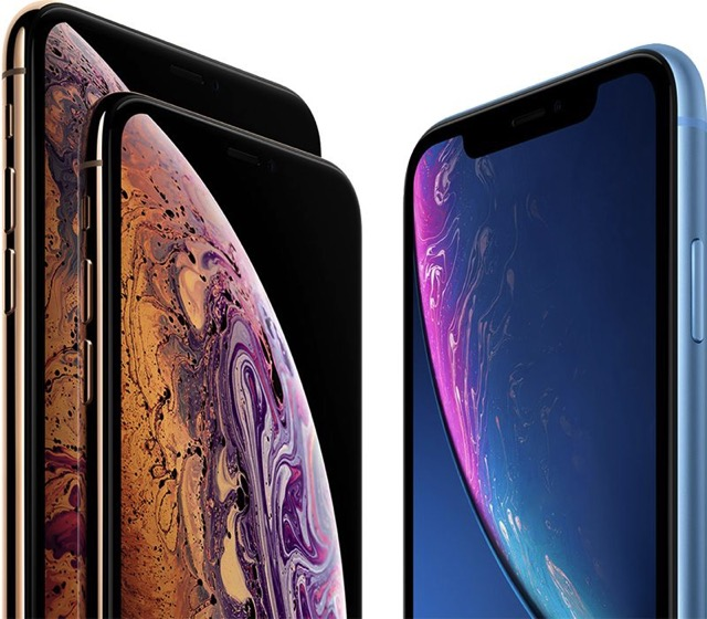 Iphone xs vs xr 800x700