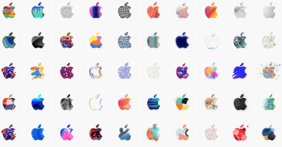 Apple Designed 371 Logos for their October Event Invite, Check Them Out Here [u]
