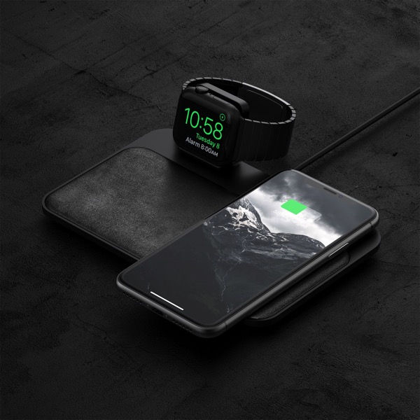 Nomade base station apple watch 3