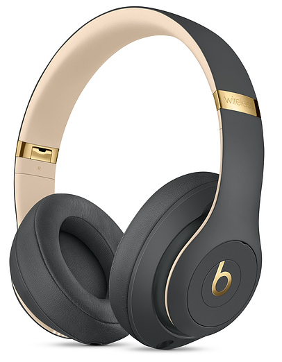 Shadow grey gold beats 3