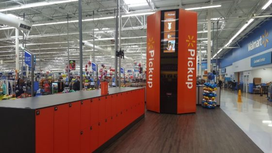 Walmart Launches Mobile Check-In for Grocery Pickup, Which Expands to 22 Locations [u]