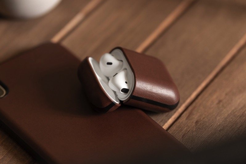 AirPods Leather Case 2x3 2