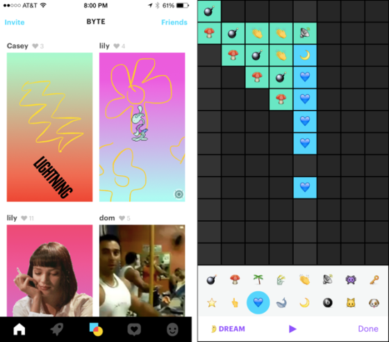 Vine Founder Releases Ambitious New ?Byte? iPhone App in Private Beta