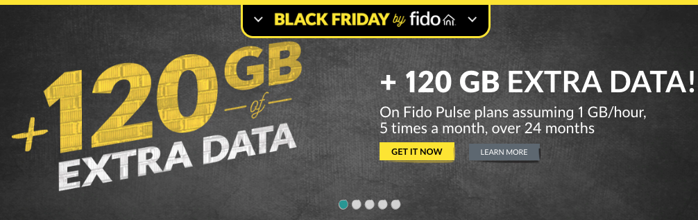 Rogers Fido Black Friday 2018 Deals 0 Iphone 8 50 4gb Plan Amazon Gift Cards And More Iphone In Canada Blog