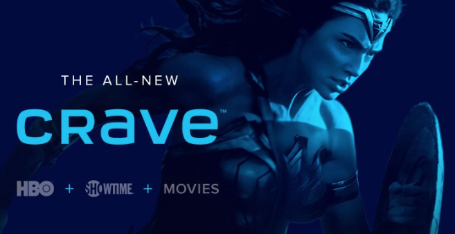 Bell Launches 'Crave': HBO, The Movie Network and CraveTV