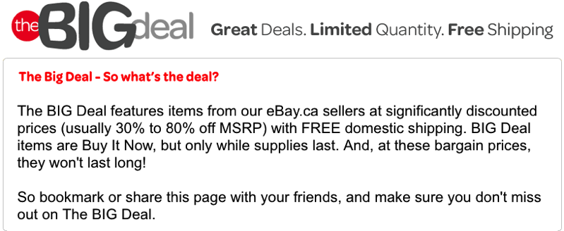 Ebay Canada Launches First Minute Deals Savings On Apple Products