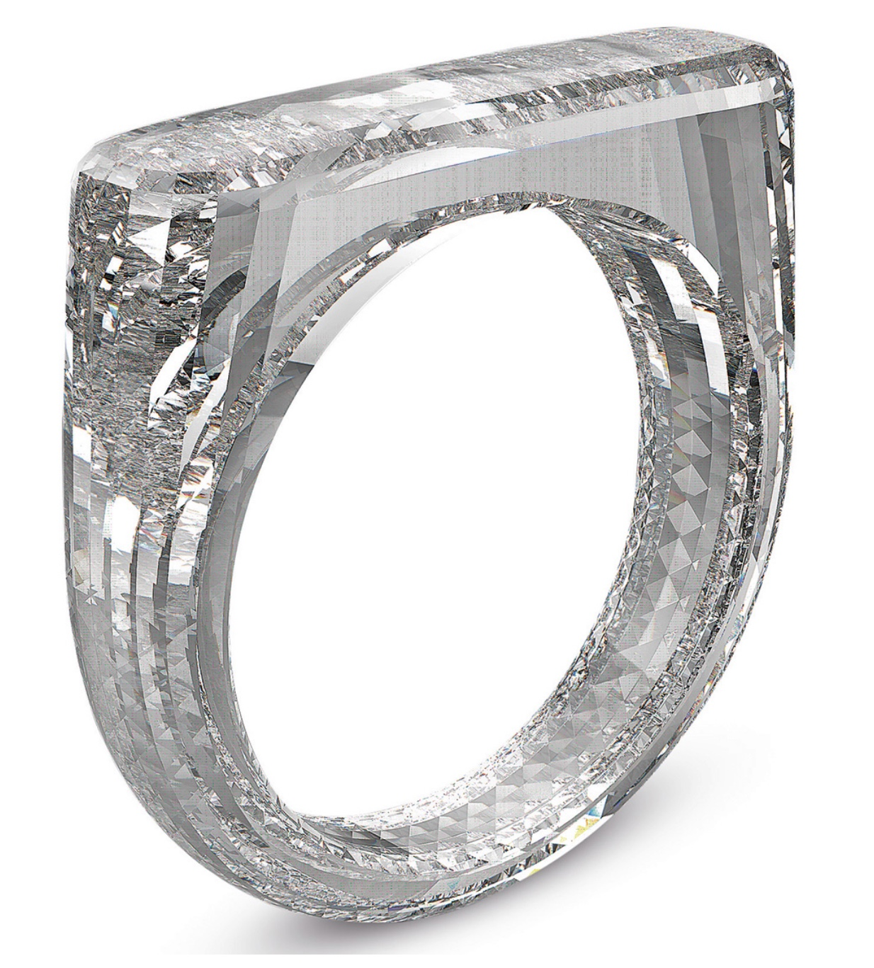 Apple's Jony Ive Creates (RED) Diamond Ring Worth Up to $250,000 USD for Charity
