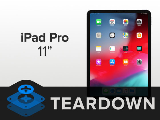 iFixit 11-inch iPad Pro, Apple Pencil 2 Teardown: ?Gobs of Adhesive? Everywhere