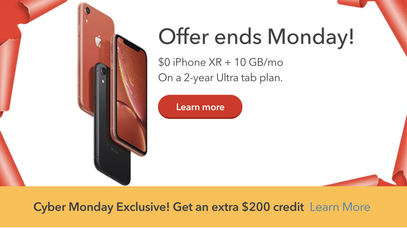 Rogers cyber monday 2018