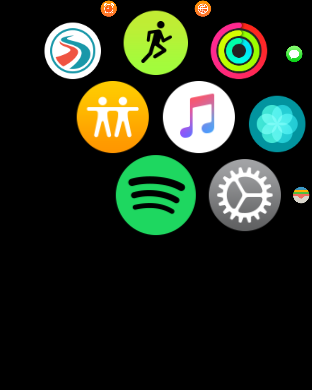 Spotify apple watch 2